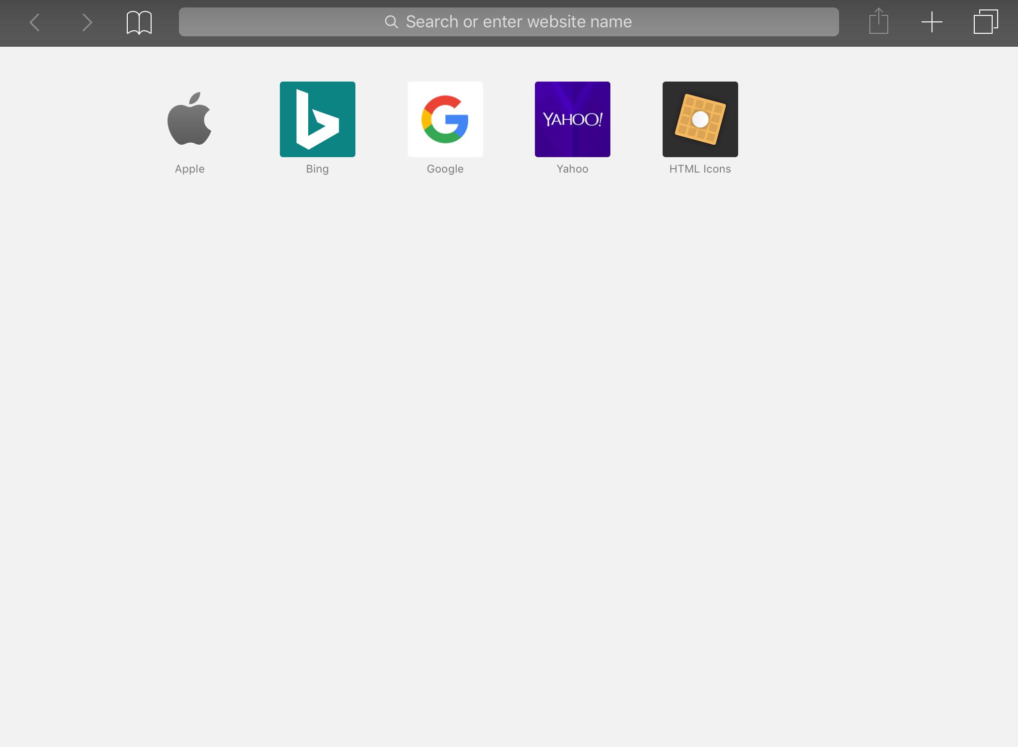 how to add bookmark website to desktop